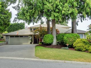 Photo 1: 4731 AMBLEWOOD Dr in VICTORIA: SE Cordova Bay House for sale (Saanich East)  : MLS®# 820003