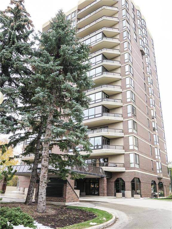 Main Photo: 1004 160 Tuxedo Avenue in Winnipeg: Tuxedo Condominium for sale (1E)  : MLS®# 202000312