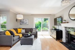 Photo 4: 8 849 TOBRUCK AVENUE in North Vancouver: Mosquito Creek Townhouse for sale : MLS®# R2396828
