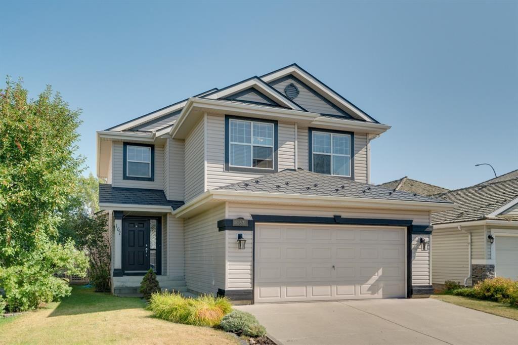 Main Photo: 167 DOUGLAS GLEN Manor SE in Calgary: Douglasdale/Glen Detached for sale : MLS®# A1026145