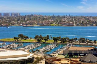 Photo 9: DOWNTOWN Condo for sale : 2 bedrooms : 700 Front Street #2302 in San Diego