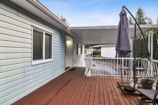 """Photo 20: 40 2305 200 Street in Langley: Brookswood Langley Manufactured Home for sale in """"Cedar Lane Park"""" : MLS®# R2524495"""