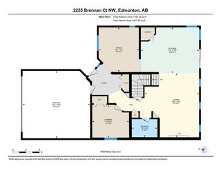 Photo 3: 2255 BRENNAN Court in Edmonton: Zone 58 House for sale : MLS®# E4244248