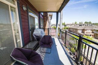 "Photo 18: 306 288 HAMPTON Street in New Westminster: Queensborough Condo for sale in ""VIA"" : MLS®# R2183849"