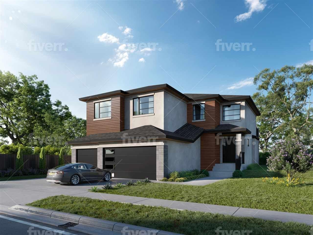 Main Photo: 4121 KENNEDY Green in Edmonton: Zone 56 House for sale : MLS®# E4236029