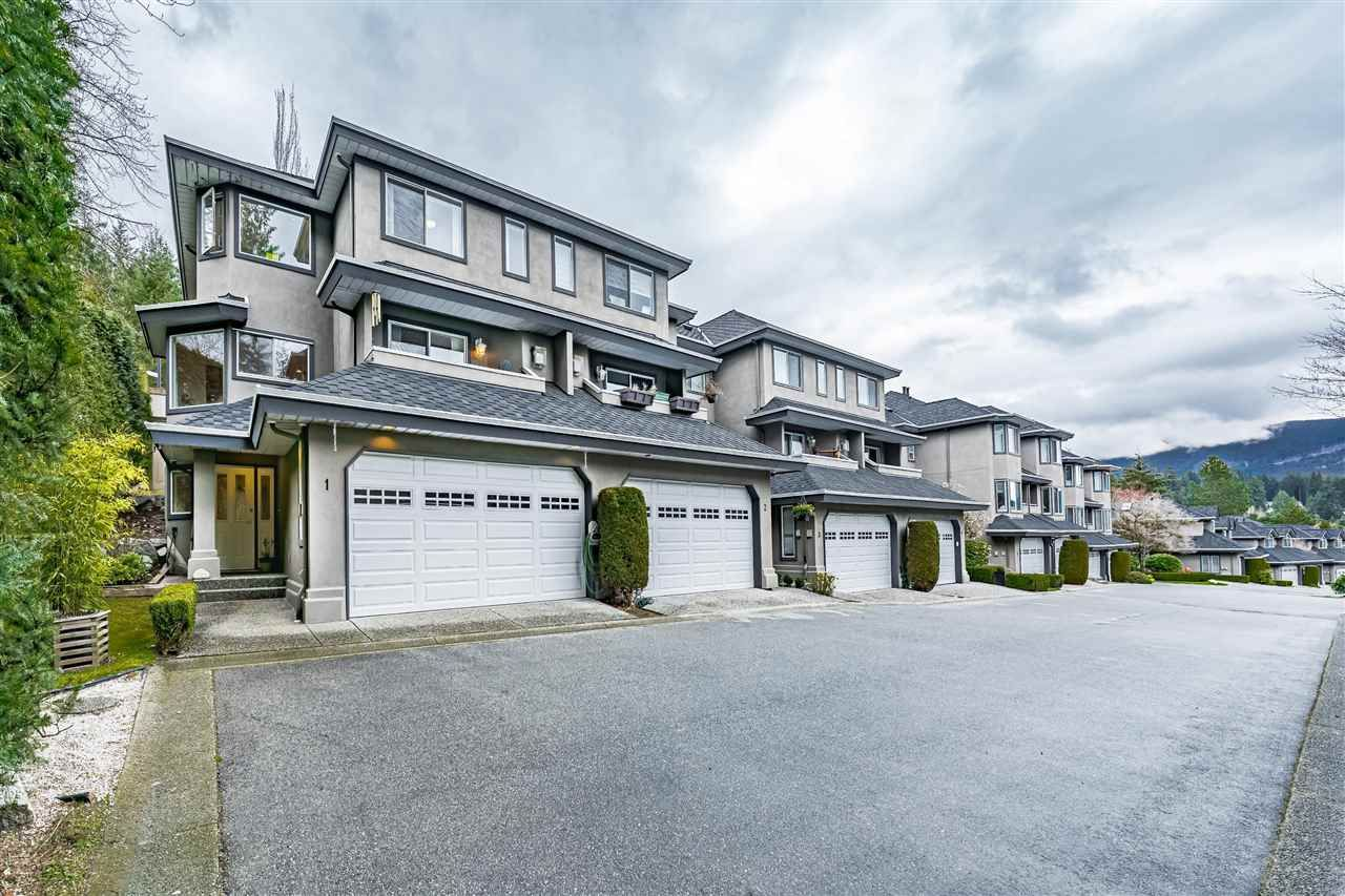 """Main Photo: 1 2990 PANORAMA Drive in Coquitlam: Westwood Plateau Townhouse for sale in """"WESTBROOK VILLAGE"""" : MLS®# R2560266"""