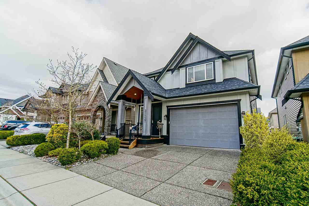 """Main Photo: 21137 80A Avenue in Langley: Willoughby Heights House for sale in """"YORKSON SOUTH"""" : MLS®# R2563636"""