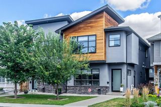 Main Photo: 3110 5 Street NW in Calgary: Mount Pleasant Semi Detached for sale : MLS®# A1140932