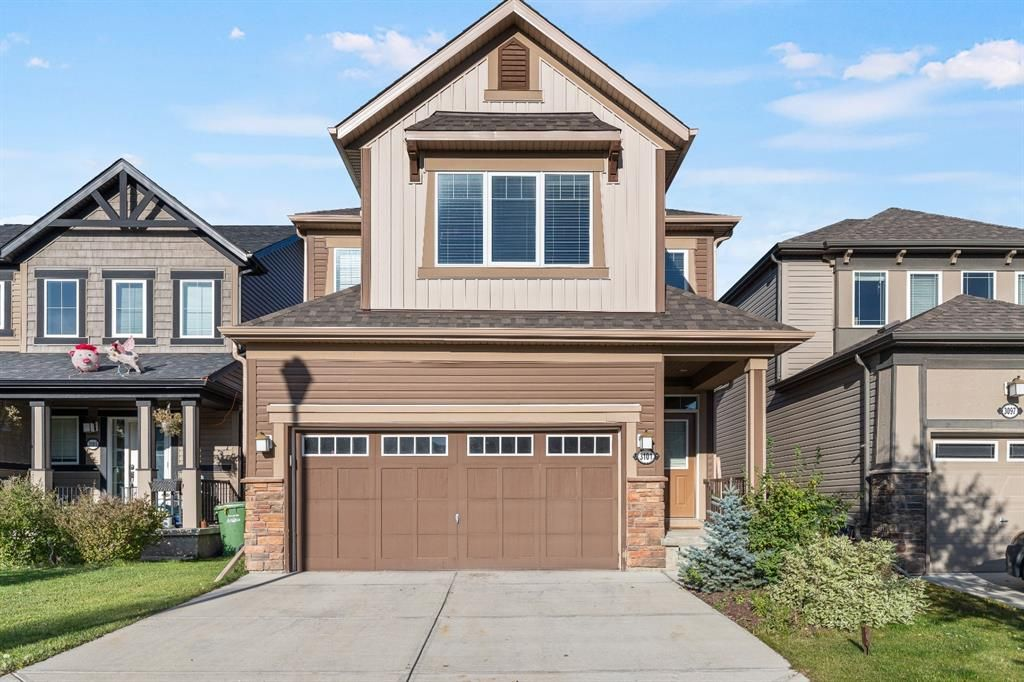 Main Photo: 3101 Windsong Boulevard SW: Airdrie Detached for sale : MLS®# A1139084