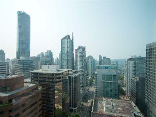 "Photo 2: 2911 1128 W HASTINGS Street in Vancouver: Coal Harbour Condo for sale in ""MARRIOTT PINNACLE HOTEL"" (Vancouver West)  : MLS®# R2198853"