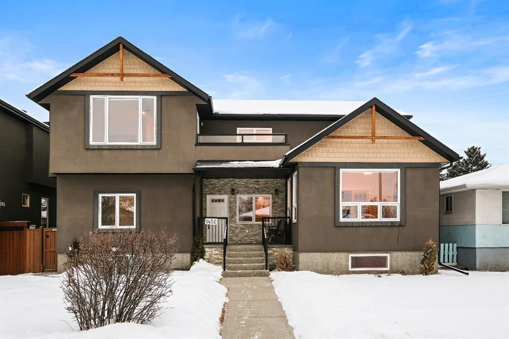 Main Photo: 1452 Richland Road NE in Calgary: Renfrew Detached for sale : MLS®# A1071236