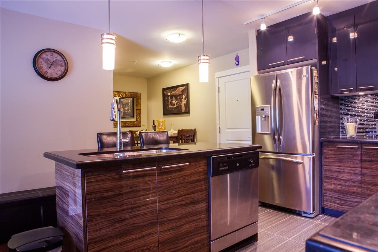 """Photo 2: Photos: 324 12039 64 Avenue in Surrey: West Newton Condo for sale in """"LUXOR"""" : MLS®# R2182259"""