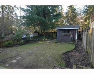 Photo 4: 1785 RUFUS Drive in North_Vancouver: Westlynn 1/2 Duplex for sale (North Vancouver)  : MLS®# V690998