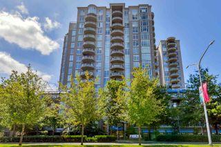 """Photo 1: 503 8460 GRANVILLE Avenue in Richmond: Brighouse South Condo for sale in """"CORONADO BY CONCORD"""" : MLS®# R2475548"""