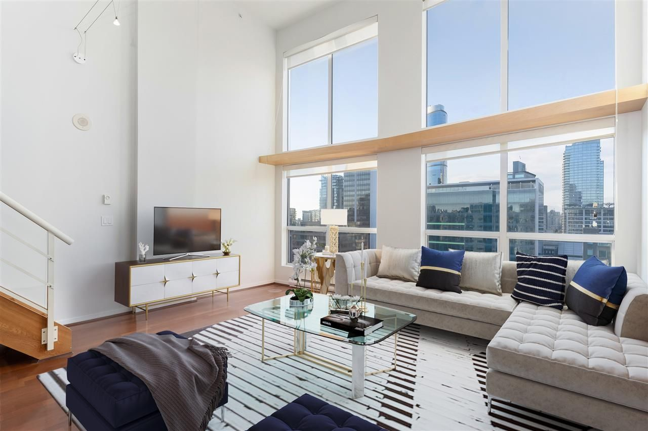 """Main Photo: 1103 933 SEYMOUR Street in Vancouver: Downtown VW Condo for sale in """"THE SPOT"""" (Vancouver West)  : MLS®# R2539934"""