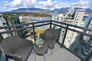 """Photo 15: 2804 1211 MELVILLE Street in Vancouver: Coal Harbour Condo for sale in """"The Ritz"""" (Vancouver West)  : MLS®# R2247457"""