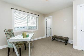 Photo 27: 1309 162 Street in Edmonton: Zone 56 House Half Duplex for sale : MLS®# E4248311