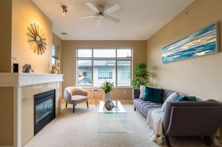 """Photo 1: 416 9299 TOMICKI Avenue in Richmond: West Cambie Condo for sale in """"MERIDIAN GATE"""" : MLS®# R2517614"""