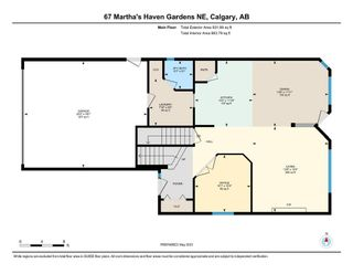 Photo 40: 64 Martha's Haven Gardens NE in Calgary: Martindale Detached for sale : MLS®# A1107070
