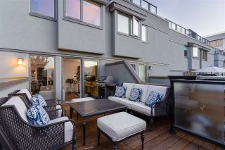 Photo 21: 1337 W 8TH AVENUE in Vancouver: Fairview VW Townhouse for sale (Vancouver West)  : MLS®# R2509754