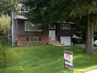 Photo 1: 14027 24 Avenue in Surrey: Sunnyside Park Surrey House for sale (South Surrey White Rock)  : MLS®# F1409041