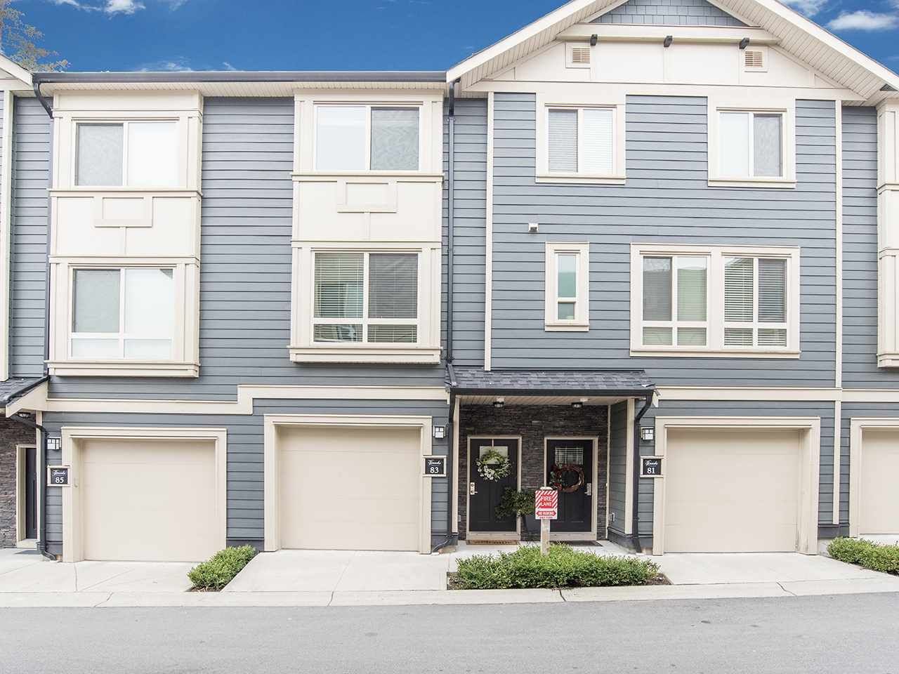 "Main Photo: 83 19913 70 Avenue in Langley: Willoughby Heights Townhouse for sale in ""The Brooks"" : MLS®# R2540549"