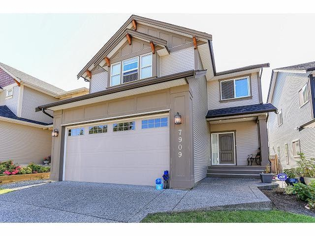 Main Photo: 7909 211B Street in Langley: Willoughby Heights House for sale : MLS®# F1416510
