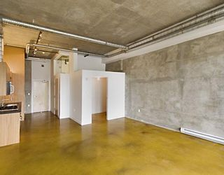 """Photo 3: 203 495 W 6TH Avenue in Vancouver: Mount Pleasant VW Condo for sale in """"LOFT 495"""" (Vancouver West)  : MLS®# V772175"""