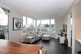 """Photo 5: 703 602 COMO LAKE Avenue in Coquitlam: Coquitlam West Condo for sale in """"UPTOWN 1 BY BOSA"""" : MLS®# R2587735"""