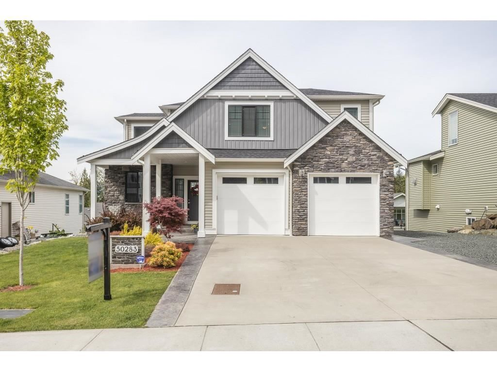 "Main Photo: 50283 KENSINGTON Drive in Chilliwack: Eastern Hillsides House for sale in ""Elk Creek Estates"" : MLS®# R2575024"
