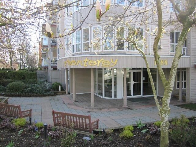 "Main Photo: 101 1588 BEST Street: White Rock Condo for sale in ""MONTEREY"" (South Surrey White Rock)  : MLS®# R2154317"