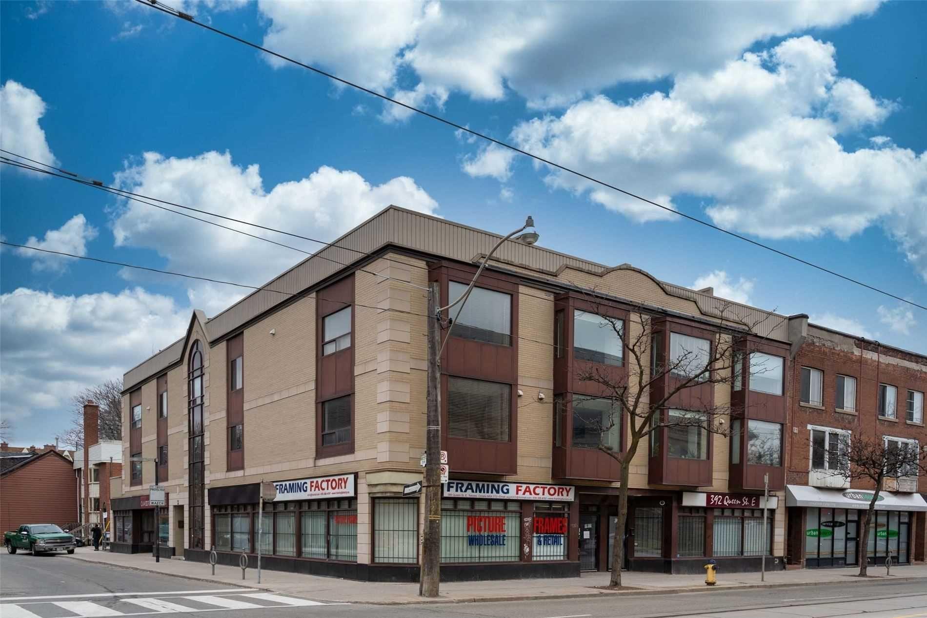 Main Photo: A 388 E Queen Street in Toronto: Regent Park Condo for sale (Toronto C08)  : MLS®# C4737891