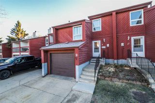 Photo 1: 9 Lorelei Close Edmonton 3 Bed Townhouse Condo For Sale E4232514