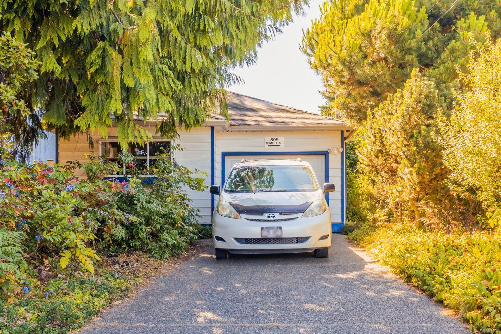 Main Photo: 809 Temple St in Parksville: PQ Parksville House for sale (Parksville/Qualicum)  : MLS®# 883301