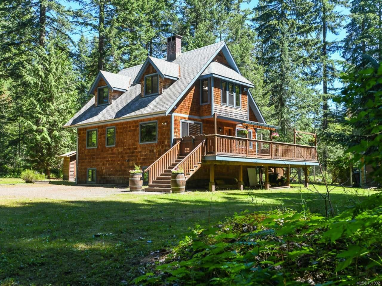 Main Photo: 3875 Dohm Rd in BLACK CREEK: CV Merville Black Creek House for sale (Comox Valley)  : MLS®# 791992