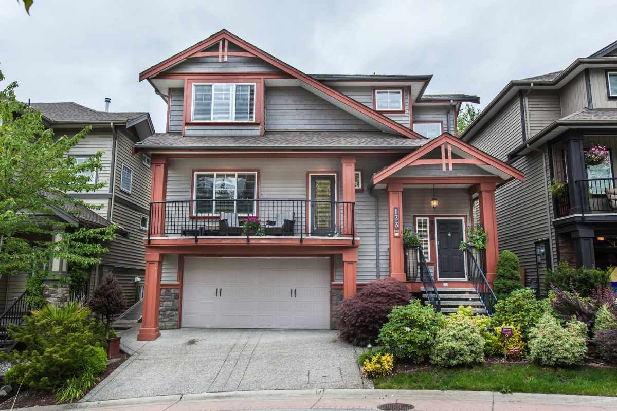 Gorgeous Whistler inspired home in popular Cherry Hill gated community set amongst greenbelt and greenspace.  Super friendly neighbourhood.