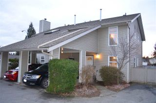 Photo 2: 2 33917 MARSHALL Road in Abbotsford: Central Abbotsford Townhouse for sale : MLS®# R2145423