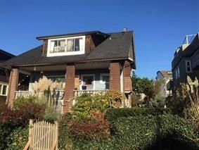 Photo 1: 2425 W 5TH Avenue in Vancouver: Kitsilano House for sale (Vancouver West)  : MLS®# R2132061