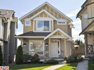 """Photo 1: 14850 56A Avenue in Surrey: Sullivan Station House for sale in """"PANORAMA"""" : MLS®# F1110620"""