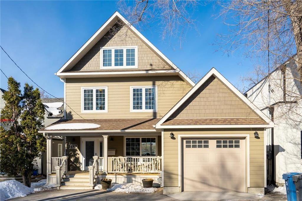 Main Photo: 182 Lyndale Drive in Winnipeg: Norwood Flats Residential for sale (2B)  : MLS®# 202006548
