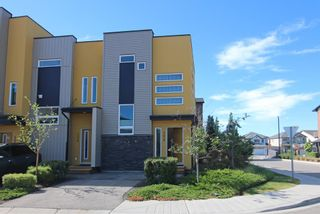 Main Photo: 104 Covecreek Circle NE in Calgary: Coventry Hills Row/Townhouse for sale : MLS®# A1124220