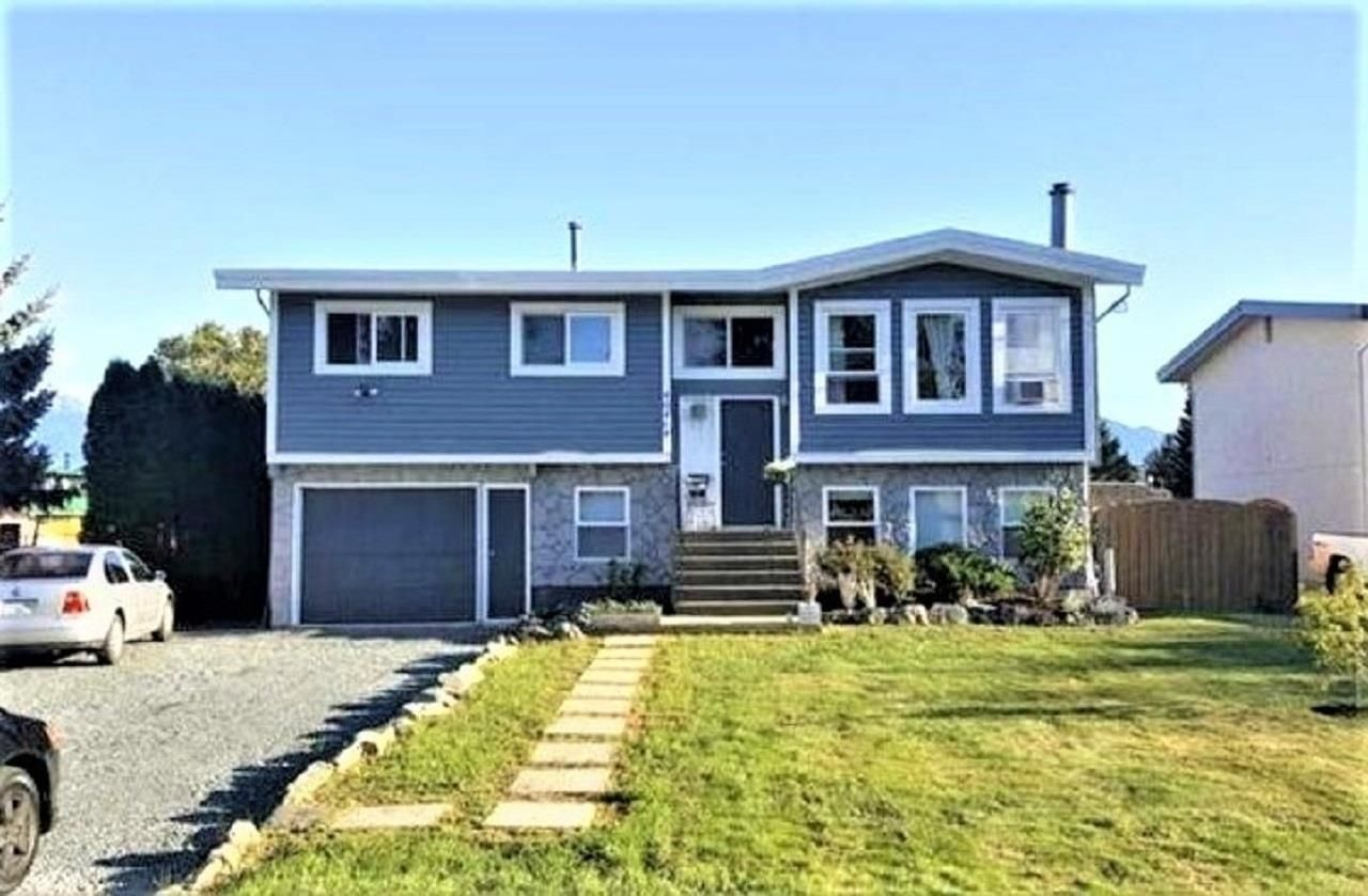 Main Photo: 46404 CORA Avenue in Chilliwack: Chilliwack E Young-Yale House for sale : MLS®# R2623845