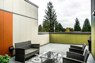 """Photo 16: 3 12065 228 Street in Maple Ridge: East Central Townhouse for sale in """"RIO"""" : MLS®# R2117718"""