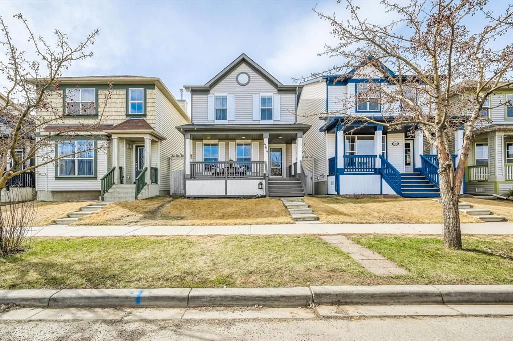 Main Photo: 484 Prestwick Circle SE in Calgary: McKenzie Towne Detached for sale : MLS®# A1101425