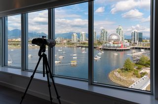 """Photo 30: 701 151 ATHLETES Way in Vancouver: False Creek Condo for sale in """"CANADA HOUSE ON THE WATER"""" (Vancouver West)  : MLS®# R2617164"""