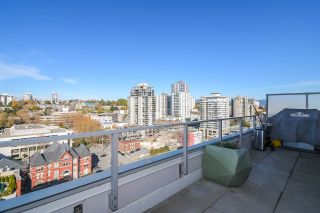 """Photo 14: 2002 668 COLUMBIA Street in New Westminster: Downtown NW Condo for sale in """"Trapp + Holbrook"""" : MLS®# R2419627"""
