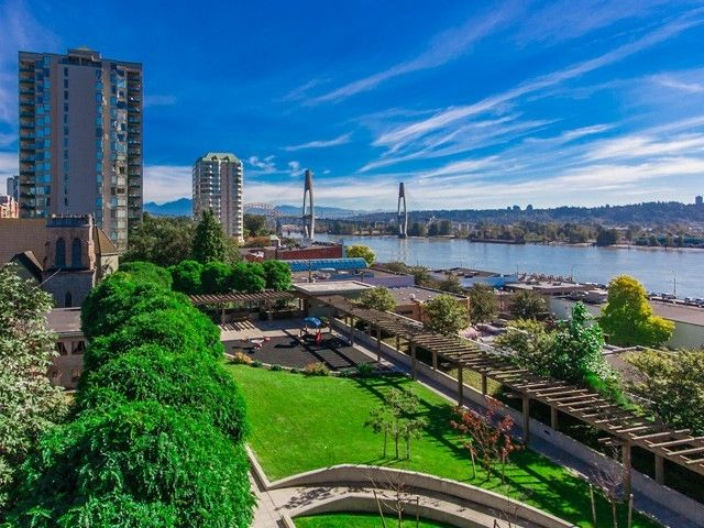 FEATURED LISTING: 801 - 39 SIXTH Street New Westminster