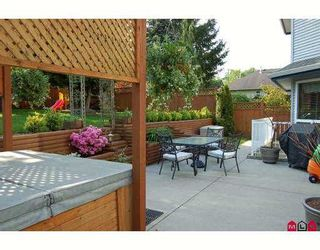 """Photo 10: 6828 181ST Street in Surrey: Cloverdale BC House for sale in """"Cloverwoods"""" (Cloverdale)  : MLS®# F2711956"""