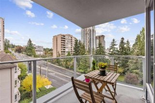 Photo 10: 407 518 WHITING WAY in Coquitlam: Coquitlam West Condo for sale : MLS®# R2510566