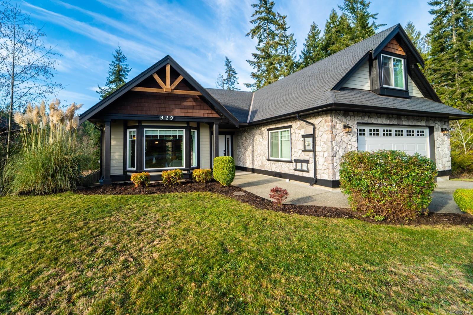 Main Photo: 929 Deloume Rd in : ML Mill Bay House for sale (Malahat & Area)  : MLS®# 861843